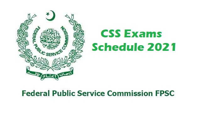 CSS Exams Data Sheet