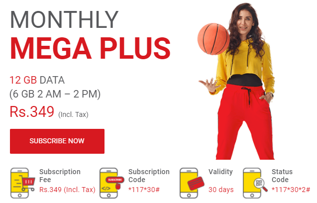 Jazz Monthly Mega Plus Offer - Complete Guide