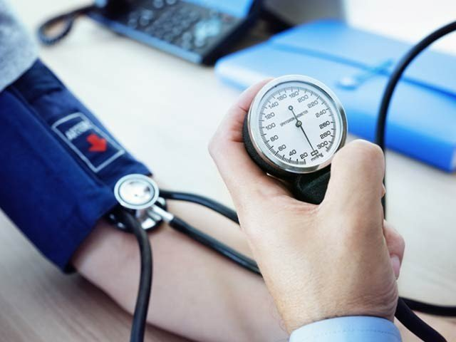 Short-term high blood pressure at any age can affect the brain