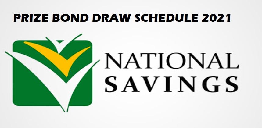 draw schedule 2021