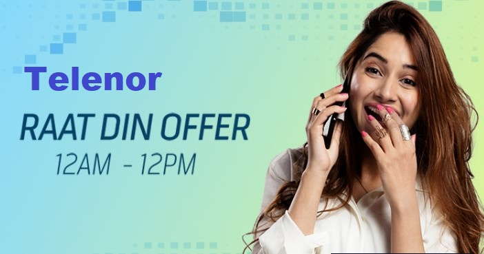 Telenor Raat Din Offer