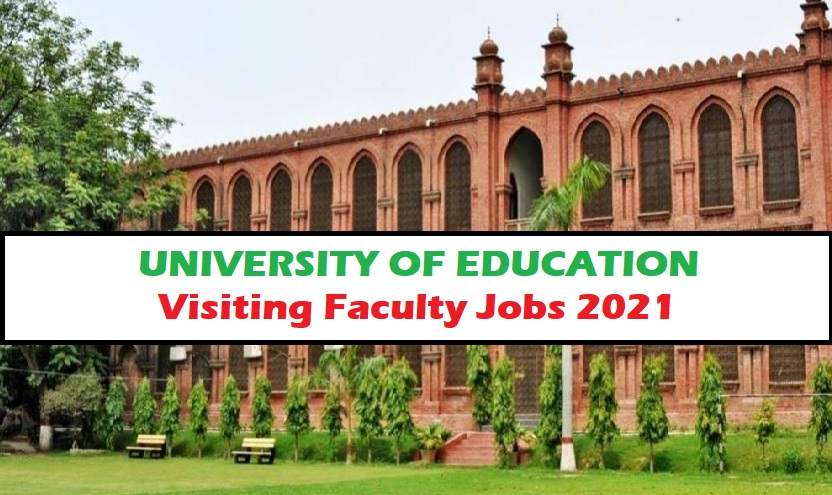 Visiting Faculty Jobs 2021
