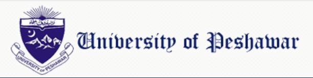Peshawar University UOP Date Sheet for Supplementary Exams 2021